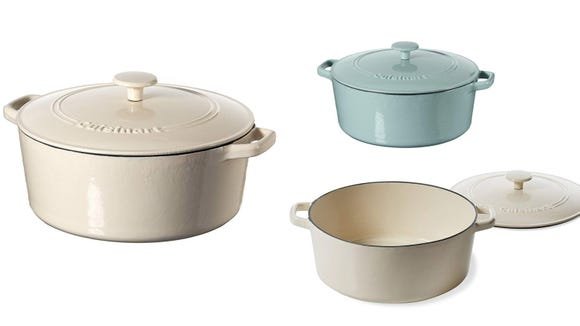 Cuisinart cookware is a staple in any kitchen.