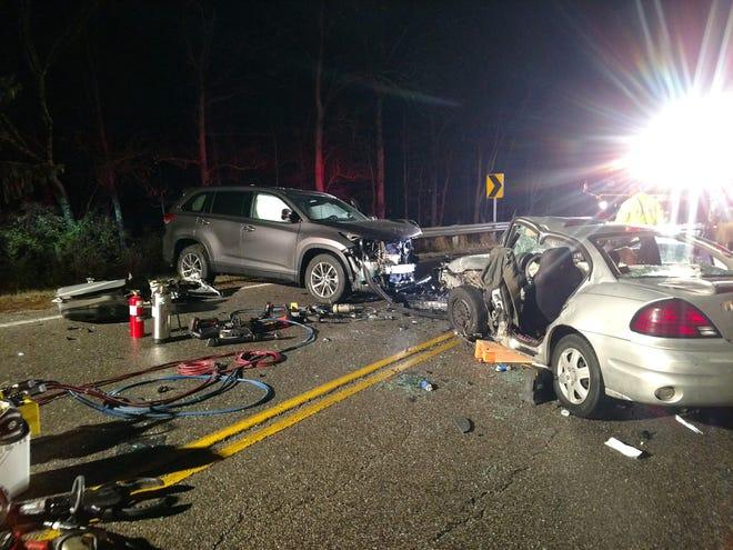 Miami Township crash