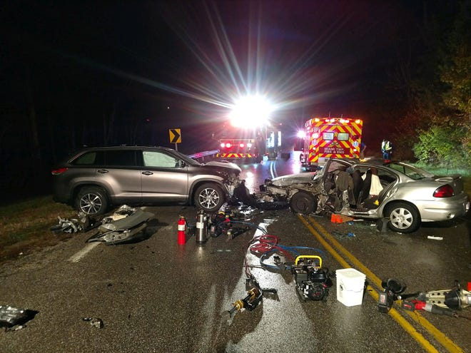 Crash in Clermont County has closed Loveland Miamiville Road.