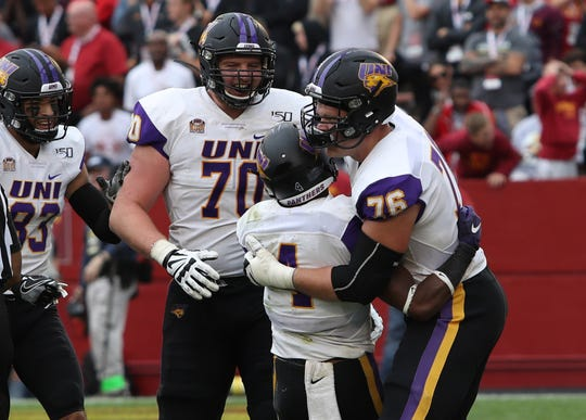 The Northern Iowa Panthers are off to try to turn a solid regular season into a lengthy playoff run.