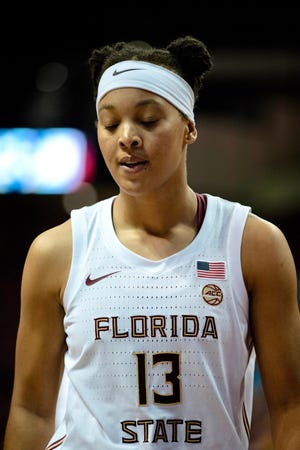 Nausia Woolfolk has averaged 16 points a game in her first five games of the 2019-2020 season.
