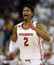 UW forward Aleem Ford said the Badgers have confidence in anyone on the court to hit a clutch shot this season.