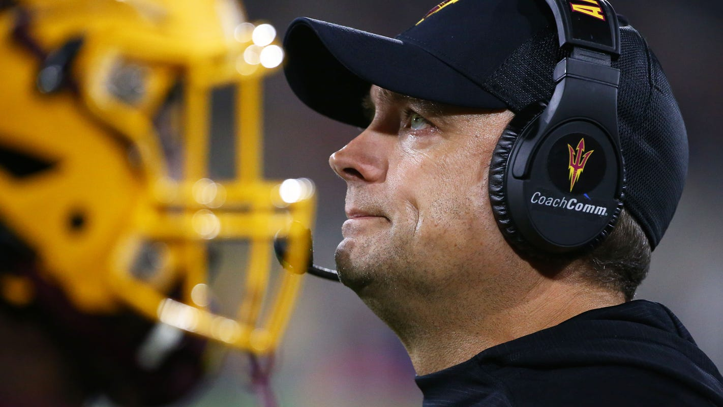 Arizona State football: Danny Gonzales speculation as New Mexico coach continues
