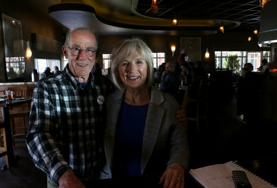 Sam and Diane Francovich have owned the Grill at Quail Corners for 20 years, turning it into a mainstay for Reno business (and business-as-schmoozing) drinks and dining.