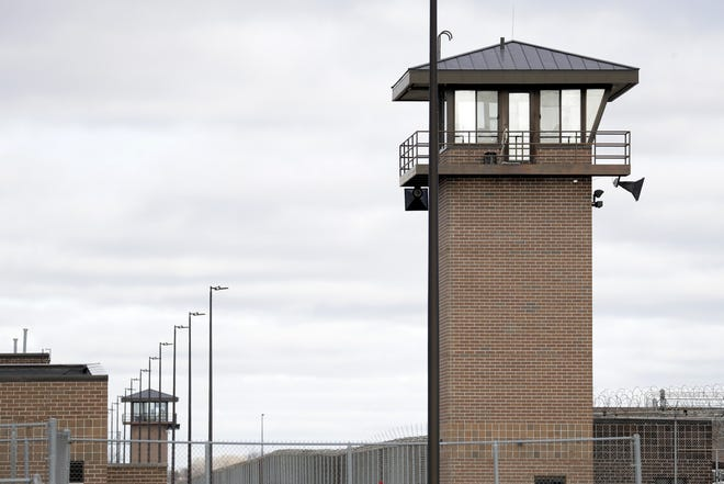 The Oshkosh Correctional Institution is a medium-security prison that's designed for 1,494 inmates but currently houses more than 2,000.