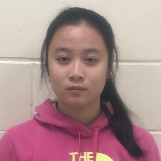 Rachel Ren of Point Pleasant Borough High School
