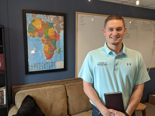 Thomas Aly, executive director of Live Missions, has attended numerous Community Foundation of Abilene learning opportunities, as well as Big Country Executive Directors Network meetings, in his mission to help bring Christ's message to the people of Uganda through Live Missions, a nonprofit he helped start in 2017.