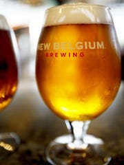 New Belgium will soon reopen its taproom for outdoor seating only.