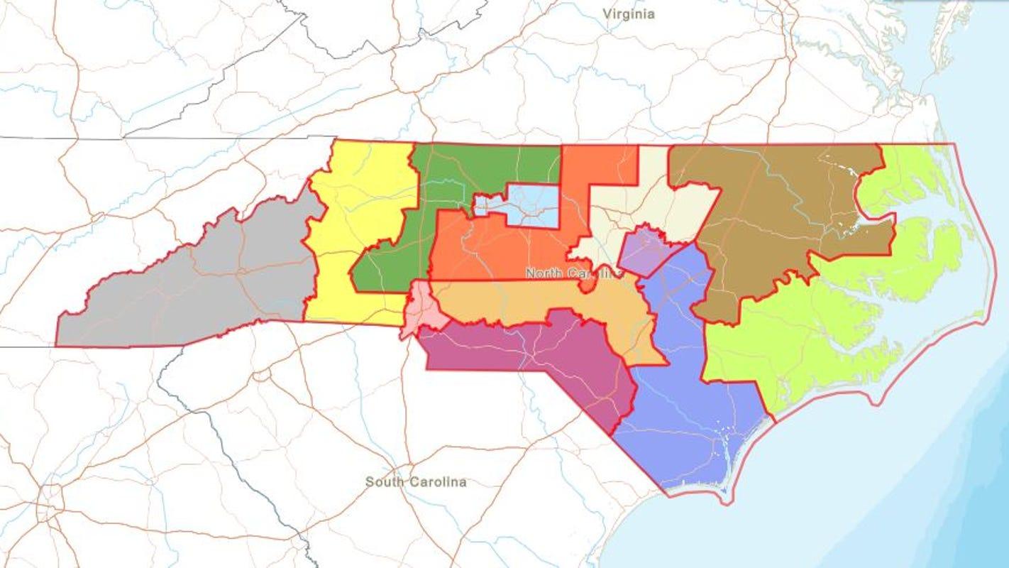 Asheville, WNC congressional race fundraising spike: Democrat Davis raises more than $1M