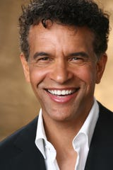 Brian Stokes Mitchell came to the Roxy's rescue.