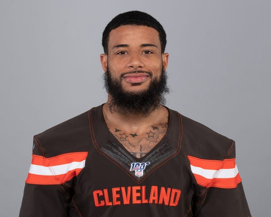 J.T. Hassell is the first Florida Tech player to play in an an NFL regular-season game.