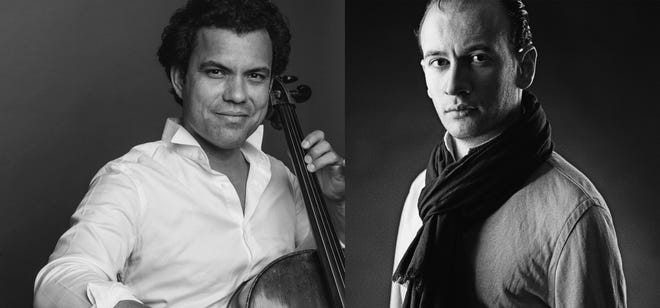 "International cello sensation, Francisco Vila and Armenian-born pianist Ashot Khachatourian will present ""Vila & Khachatourian in Recital,"" a concert of classical works by Bach, Beethoven and Chopin Dec. 7 at Eastminster Presbyterian Church in Indialantic."