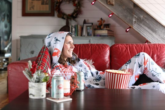 Cape May Brewing Co. offers onsies for grownups among its holiday gift items.