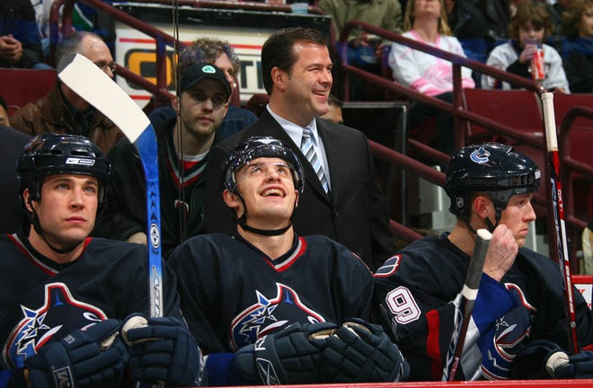 Now running the Flyers' bench, Alain Vigneault coached the Vancouver Canucks from 2006 to 2013.