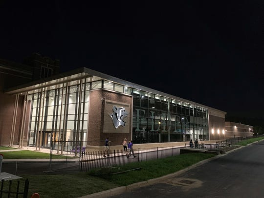 Kim Knoppe pledged $1 million on Monday to complete the second floor of the Panther Fitness Center on Elder's campus. The 1969 graduate and former receiver wanted to pass on the Altiora spirit.