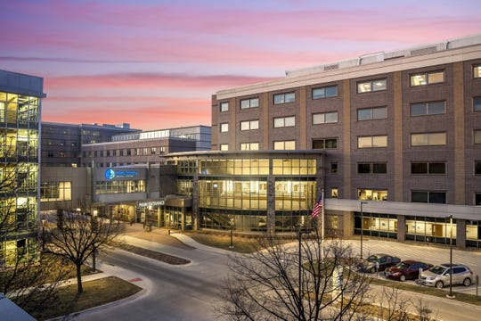 Mary Greeley Medical Center in Ames won the 2019 Malcolm Baldrige National Quality Award.