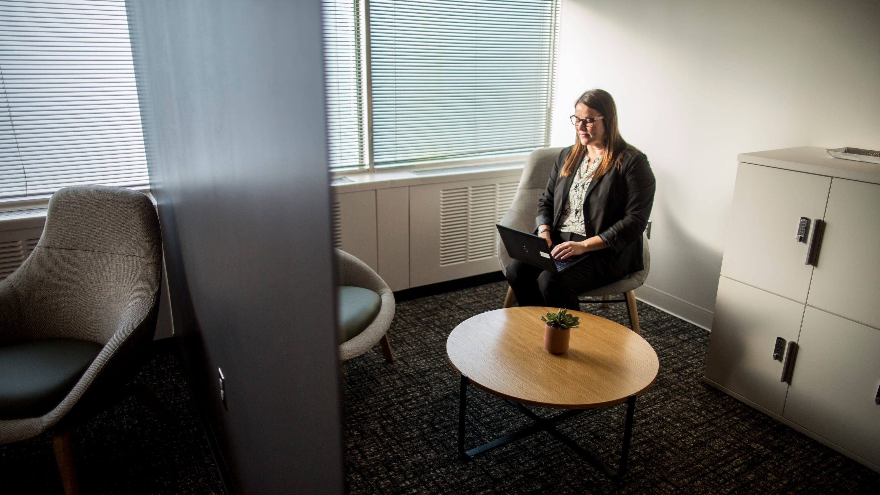 Mother S Rooms Make Transition Back To Work Easier For Working Moms