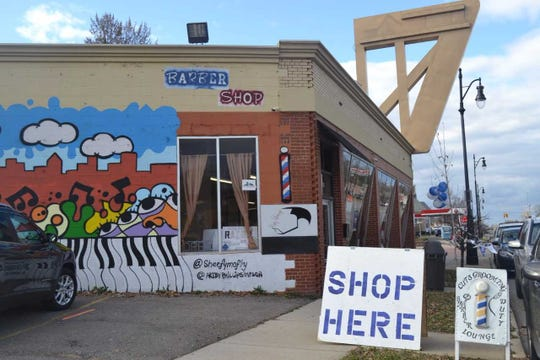 The Grandmont Rosedale neighborhood in Detroit is celebrating its Shop Small event from 11 a.m to 4 p.m. Saturday.