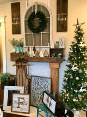 Featured: custom signs and decorations made at Honeysuckle Finds