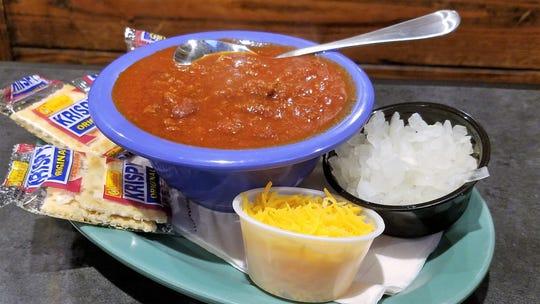 Universally likable chili from Kipplee's.