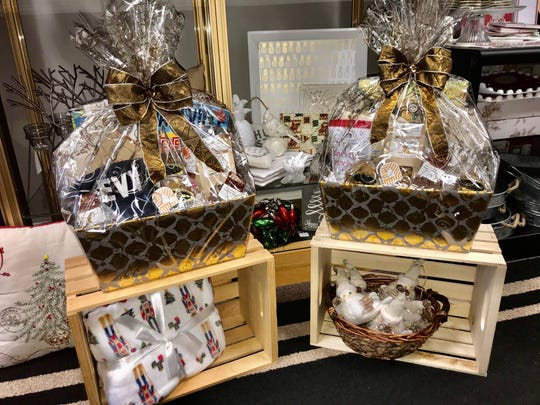 Custom gift baskets from Basket Kases