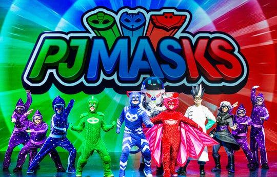 PJ Mask Live is coming to Evansville's Aiken Theatre Jan. 24.