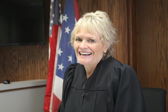 Sandusky County Court No. 2 Mary Beth Fiser excited to see treatment facility open in Woodville.
