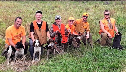 The Oak Harbor Conservation club held its 13th Annual Youth Hunt.