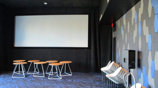 FilmScene's third screen at the Chauncey location will likely be used primarily as a space to rent out for parties and other gatherings once it opens early next year.