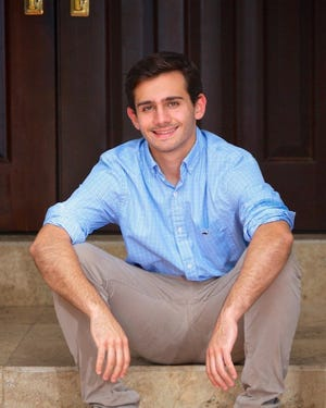 Antonio Tsialas, a Cornell University freshman, who died after last being seen alive at a frat party on Oct. 24.