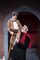 New Stage Theatre will kick off the holiday season with A Christmas Carol, A Ghost Story of Christmas from Dec. 5 through Dec. 22.