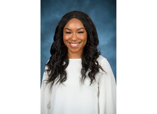 University of Mississippi student Arielle Hudson has become the University of Mississippi's 27th Rhodes Scholar.