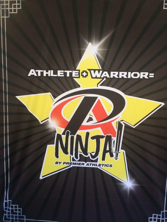 The Ninja logo.