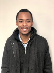 Christopher Hagans is a member of Voices of the Commonwealth, an advocate group made up of former and current foster youth from ages 16 to 23.