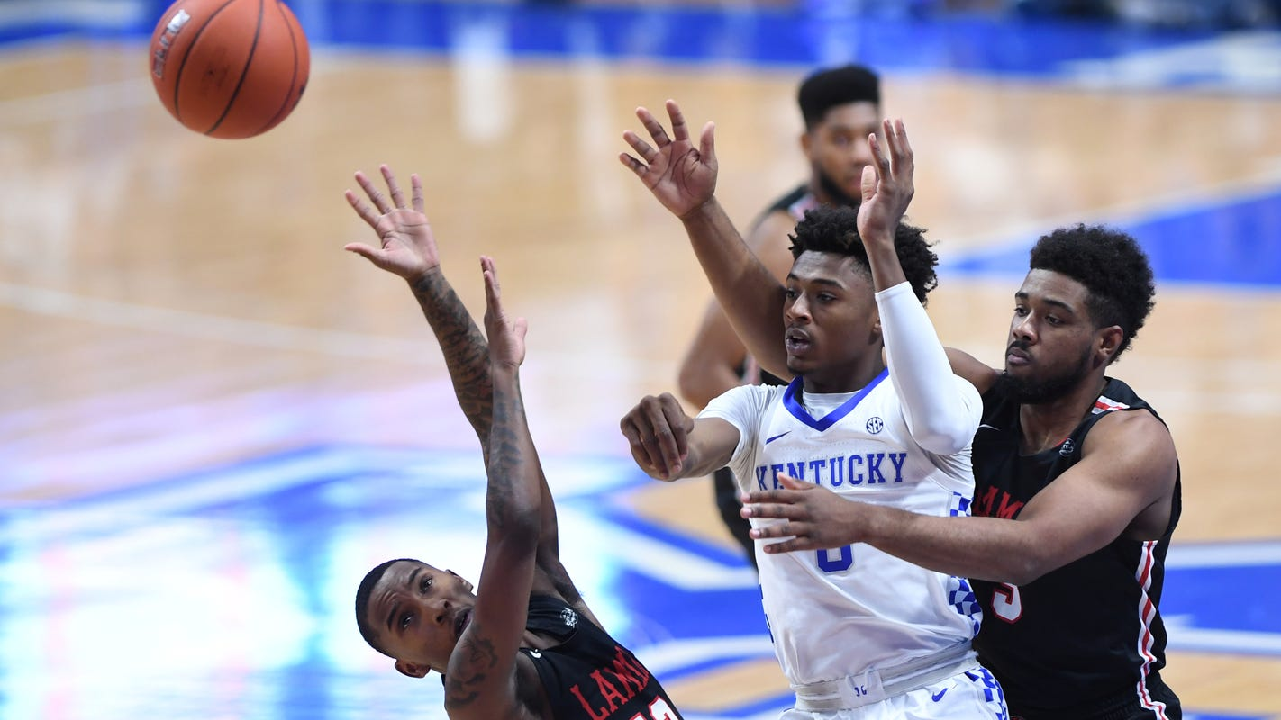 How to watch Kentucky basketball take on Fairleigh Dickinson, and what to watch for