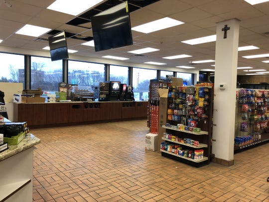 The new convenience store and Marathon gas station at Windmill Travel Center, which sits on approximately 17 acres that was formerly home to Don's Windmill Truck Stop, is scheduled to open by the end  of November. The site is being redeveloped. A restaurant there could open next year.