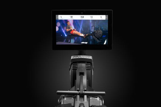 NordicTrack RW900 Rower gives users an interactive experience.