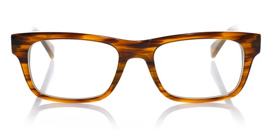 The glasses by eyebobs make reading stylish and comfortable.