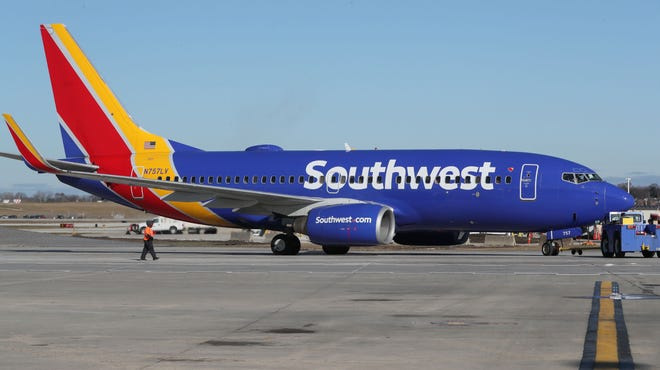 Southwest Airlines is adding service between Milwaukee and Sarasota, Florida, during April and May.