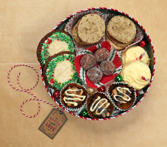 Picking winners in the Holiday Cookie Contest is a challenge the judges happily take on.