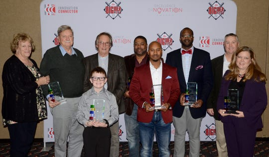 Excellence in Innovation Award winners for 2019