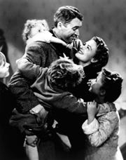 """""""It's a Wonderful Life"""" will be shown at 3:30 p.m. Sunday at the Plaza Theatre for free."""