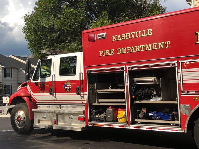 Nashville Fire Department / File