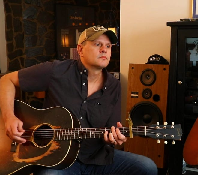 Hit songwriter Troy Verges