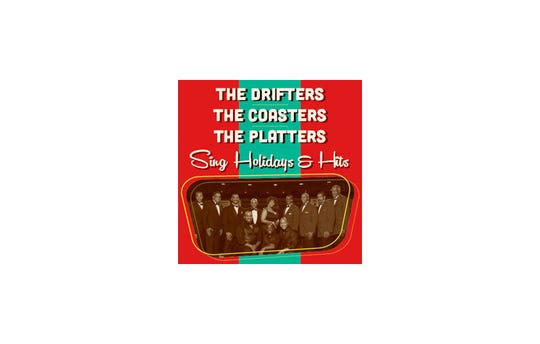 The Drifters, The Coasters & The Platters Holiday Show comes to the Scottish Rite Auditorium in Collingswood on Saturday, Dec.7.