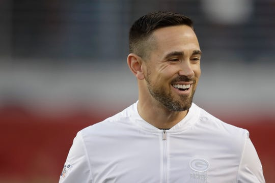 Packers coach Matt LaFleur is dealing with an array of uncertainties as he prepares for his second season in Green Bay.