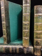 Worn spines show evidence of past readership, and that's OK.