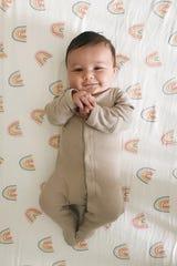 Carissa Rosenthal's baby boy.