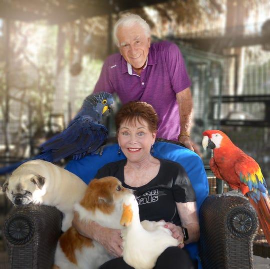 Lindi and Geno Biggi are longtime animal activists.