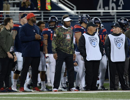 Does Arizona Wildcats head coach Kevin Sumlin deserve another year in Tucson?